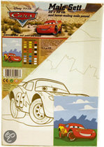 Cars Canvas Schilderen