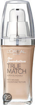 L'Oréal Paris True Match - C3 Rose Beige - Foundation