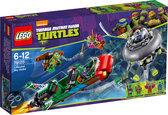 LEGO Ninja Turtles  T-Rawket Luchtaanval - 79120