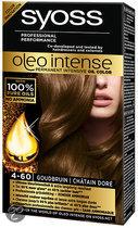SYOSS Color Oleo Intense 4-60 Goudbruin - Haarkleuring