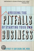 Avoiding the Pitfalls of Starting Your Own Business