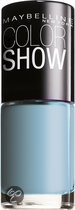 Maybelline Color Show - 651 Cool Blue - Blauw - Nagellak