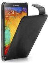 qMust Flip Case Samsung Galaxy Note 3 (black)