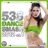 538 Dance Smash 2012 Vol. 1