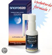 Snoreeze Anti-Snurk - Keelspray