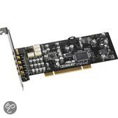 ASUS Xonar D1 - Sound card - 24-bit - 192 kHz - 116 dB SNR - 7.1 - PCI - ASUS AV100 - low profile