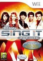 Disney, Sing It, Pop Hits (bundel) Wii