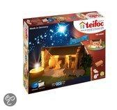 Teifoc bouwdoos - Kerststal