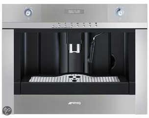 Smeg CMSC45 Inbouw Volautomaat Espressomachine
