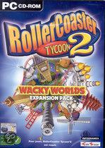 Rollercoaster Tycoon 2, Wacky Worlds