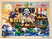 Melissa & Doug piraten avontuur