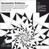Geometric Patterns  + Cd-Rom
