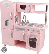 KidKraft Roze Vintage Houten Keukentje