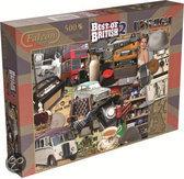 Falcon Best of British Nostalgia - Puzzel - 500 stukjes