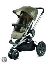 Quinny Buzz 3 - Kinderwagen - Brown Fierce