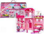 Mega bloks Barbie: luxe mansion