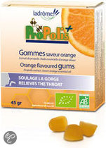 Ladrôme Propolis Orange Flavoured Gums