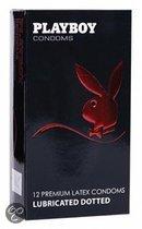 Playboy Dotted - 12 stuks - Condooms