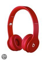 Beats by Dre Solo HD 'Drenched in color' - On-ear koptelefoon - Rood