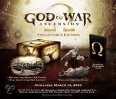 God of War: Ascension - Collectors Edition + Kratos Figurine