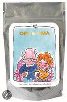 Blond Amsterdam Tea card 'Opa & oma' (groene thee citroen)