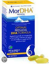 Minami Mor Dha Prenatal Citroen  Capsules 60 st