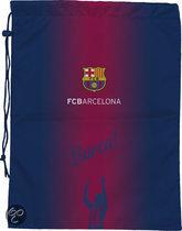 FC Barcelona Zwemtas - Blauw