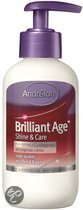 Andrelon Brilliant Age  Shine & Care - 200 ml - Leave In Conditioner