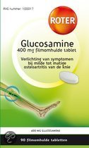 Roter Glucosamine 400 Gr