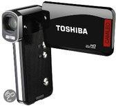 Toshiba Camileo P100 - Zwart