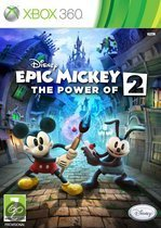 Foto van Epic Mickey 2 The Power of Two