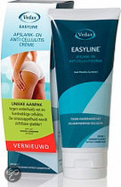 Vedax Easyline Afslank- Anti Cellulitis Crme