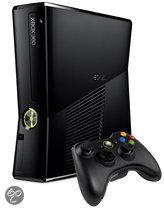 Microsoft Xbox 360 Slim 4GB - Zwart