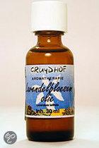 Cruydhof Lavendelbloesem - 30 ml - Etherische Olie
