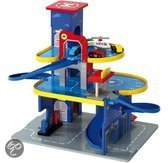 Base Toys Houten Garage Parking City