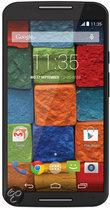 Motorola Moto X 2de generatie (2014) - Zwart/Leer