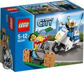 LEGO City Politie Boevenjacht - 60041