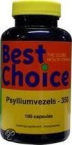 Best choice Psylliumvezels