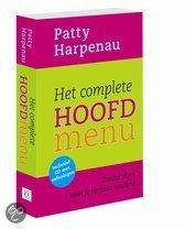 Het complete hoofdmenu en CD Harpenau, P.