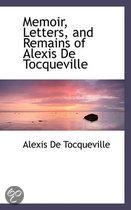 Memoir, Letters, and Remains of Alexis de Tocqueville