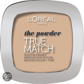 L'Oreal Paris True Match Powder - C3 Rose Beige - Foundation