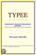Typee (Webster's Italian Thesaurus Editi