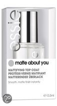 Essie - Top Coat Matte about you - Topcoat