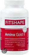 Fitshape Amino Gold II 2200 mg - 150 Tabletten