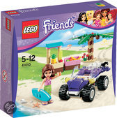 LEGO Friends Olivia's Strandbuggy - 41010