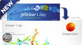 Proclear 1-day -4 - 30 st - Contactlenzen