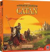 De Kolonisten van Catan - Uitbreiding Steden en Ridders uitbreidingset - Bordspel