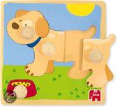 Jumbo InPuzzel Hond - 4 stukjes