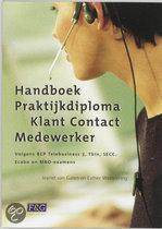 Handboek Praktijkdiploma Klant Contact Medewerker / druk 1