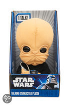 Star Wars 9 inch Pratende Cantina Band Member Pluche